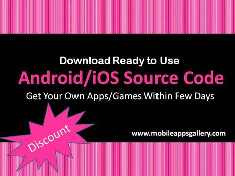 Download Android/iOS #SourceCode with Discounted Price..!! http://goo.gl/GcBpLD | iPhone App Source Code at MobileAppsGallery | Scoop.it