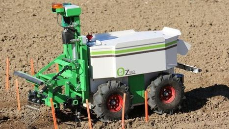 Robots agricoles Le premier forum international de la robotique agricole se tiendra à Toulouse | Usine 4.0, Robots, 3D Print, Drones | Scoop.it