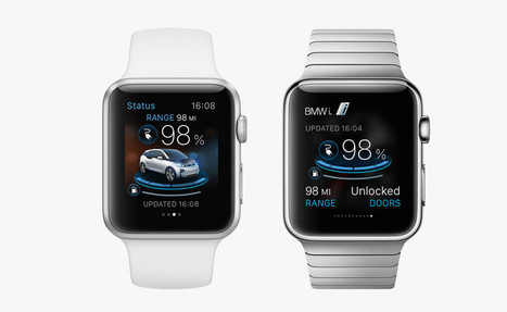 You Can Fiddle With Your BMW or Porsche From an Apple Watch | WIRED | Wunderman China Auto Marketing News | Scoop.it
