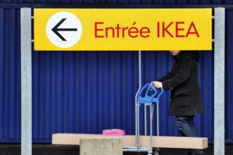 Ikea a échappé à un milliard d'euros d'impôts | Econopoli | Scoop.it