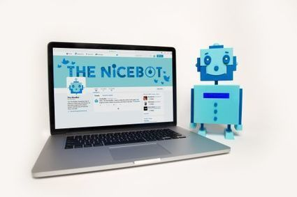 How NiceBot is Taking on Twitter's Cyber Bullies | Raspberry Pi | Scoop.it