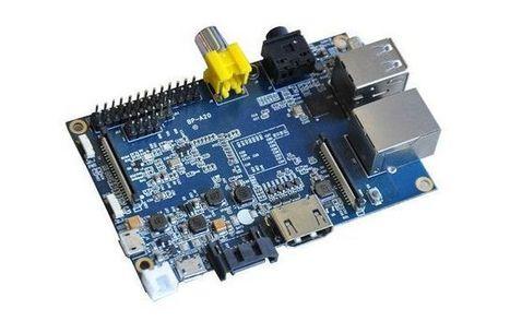 Banana Pi Is A $57 Raspberry Pi Clone - Ubergizmo | Raspberry Pi | Scoop.it