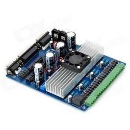 CNC Translator for BeagleBone at Buildlog.Net Blog | Gersan Devias | Scoop.it