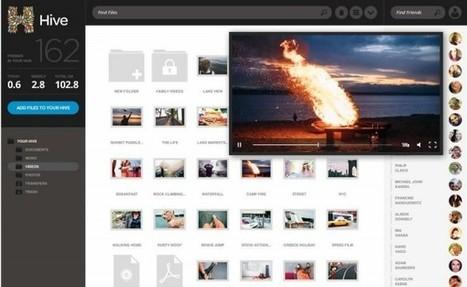 Hive, espacio ilimitado y gratuito para guardar documentos, fotos, vídeos, música… | CiberOficina | Scoop.it