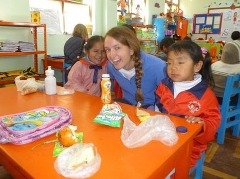 "Feedback Aileen Aebischer  Volunteer in Cusco, Peru School Teaching Program with Abroaderiew | ""#Volunteer Abroad Information: Volunteering, Airlines, Countries, Pictures, Cultures"" 