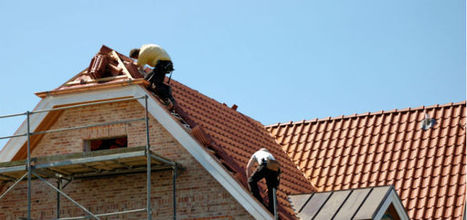 Roofing repair service provided by Schultz Roofing & Repairs, LLC.   Schultz Roofing & Repairs, LLC.   Scoop.it