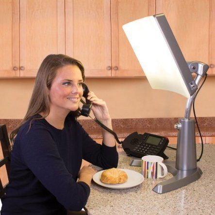 best sad light therapy lamp reviews ultimate buying guide light. Black Bedroom Furniture Sets. Home Design Ideas