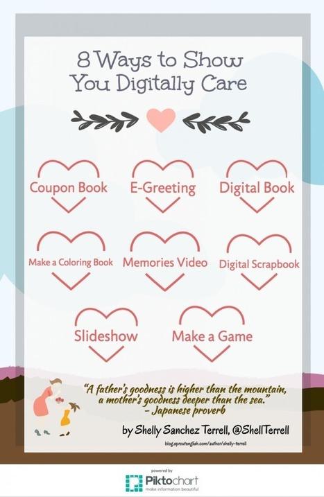8 Digital Gifts Ideas to Show Appreciation – Teacher Reboot Camp | digital citizenship | Scoop.it