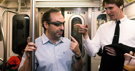 Why Does Google Glass Annoy People? | Nouvelles IHM | Scoop.it