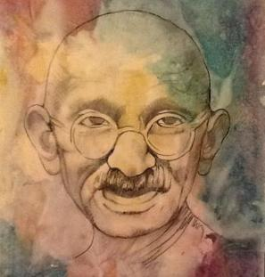 Gandhi's 10 Rules for Changing the World, by Henrik Edberg | It Comes Undone-Think About It | Scoop.it