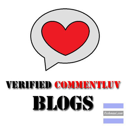 Verified List of 50+ Commentluv Blogs to Get More Backlinks | Techmasi | Scoop.it