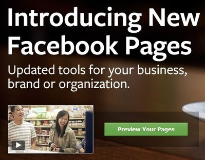 The Complete Guide to Setting Up the New Facebook Page Design | Social Media Marketing Superstars | Scoop.it