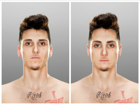 SPECIALIST: What Would Your Ideal, Photoshopped Face Look Like? | PASSIONS | Scoop.it
