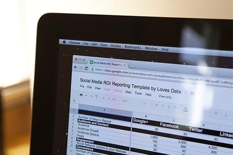 Measuring Social Media ROI With Google Analytics   Analytics & Optimization   Social Media Marketing   Scoop.it