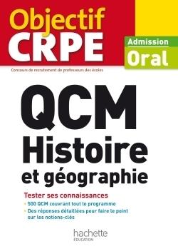 Objectif CRPE - QCM Histoire-géographie 2017 | Les nouveautés de la médiathèque | Scoop.it