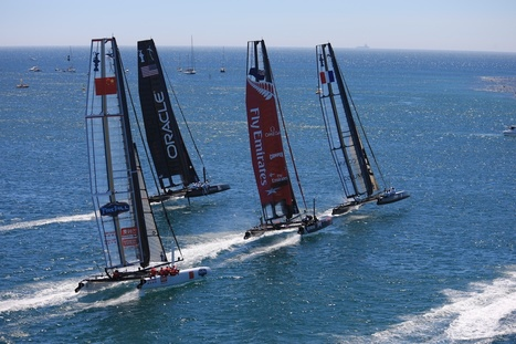 Emirates Team NZ double winners | America's Cup-2013_AC34 | Scoop.it