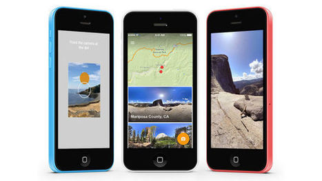 Google brings its Photo Sphere Camera app to the iPhone and iPad | Biblio Bulletin | Scoop.it