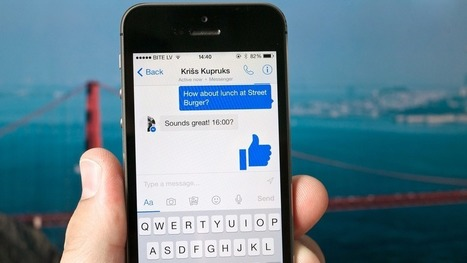5 tips to make Facebook Messenger work better for you | MarketingHits | Scoop.it