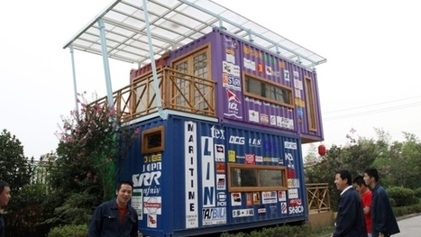 Developers plan shipping container housing across Canada | medical toursim | Scoop.it