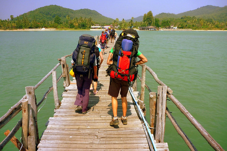 Seven sustainability lessons we can all learn from backpackers | Geography in the classroom | Scoop.it