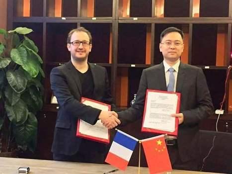 imusic-school et iartschool (Hangzhou-Chine) signent un accord pour le développement des cours de musique en ligne en langue chinoise | E-learning francophone | Scoop.it