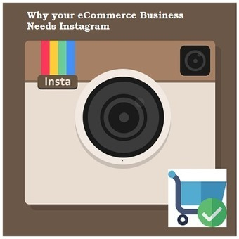 Why Your eCommerce Business Needs Instagram | Digital Marketing, SEO, Social Media | Scoop.it