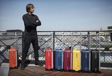 Marc Newson signe la nouvelle valise de Louis Vuitton   Les Gentils PariZiens : style & art de vivre   Scoop.it