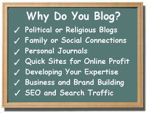 Why Do You Blog? Getting the Most from Blogging | Social Media Today | Content & Community | Scoop.it