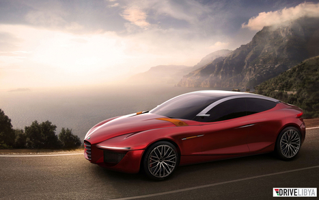 Alfa Romeo release a stunning concept at Geneva, the Gloria | Cars all over the world | Scoop.it