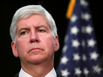 Op/Ed: Flint Water Crisis, Gov. Rick Snyder Failure To Deploy Michigan's Army National Guard | Independent Underground News & Talk | Independent Underground News & Talk - Michigan Politics | Scoop.it
