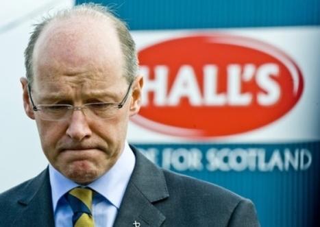 John Swinney expresses doubts over salvaging Hall's jobs - News - Scotsman.com | Business Scotland | Scoop.it