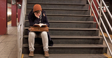8 Apps to Make You a Better Reader | Litteris | Scoop.it