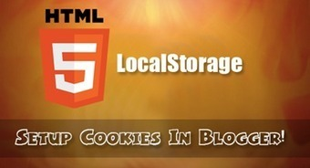 How to Set Cookies In Blogger Using HTML5? | mmo games | Scoop.it