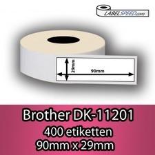 Bespaar je 34% Online te kopen Brother DK-11201 labels   Dymo compatible labels   Scoop.it