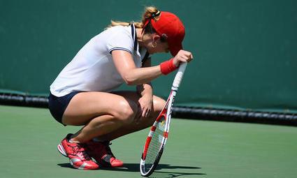 La désillusion Cornet | Tennis , actualites et buzz avec fasto-sport.com | Scoop.it