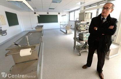 Faculté de médecine de Limoges : entre 35 et 40 corps sont donnés à la science chaque année | Recherche sanitaire et sociale en Limousin | Scoop.it