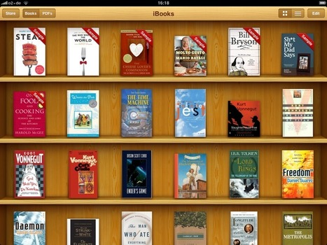 PadGadget's iPad Tips: Using iBooks | Walnut_L.A. | Scoop.it