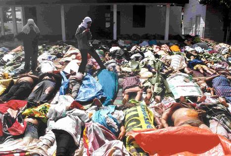 Mass Grave   Wave Sri Lanka   Scoop.it