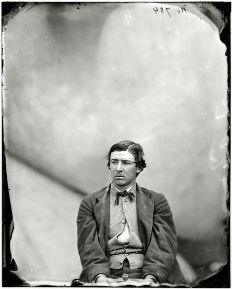 Conspirator: 1865 | Shorpy Historic Photo Archive | GenealoNet | Scoop.it