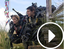 [Review] Faut-il aller voir Edge of Tomorrow (Tom Cruise, Emily Blunt) ? (vidéo) | Edge of Tomorrow - Web Coverage | Scoop.it