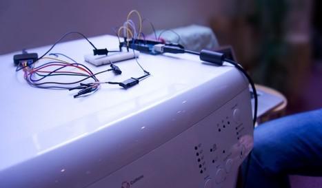 Cloudwash – Creating the Technical Prototype | Robots and Clouds | Arduino, Netduino, Rasperry Pi! | Scoop.it