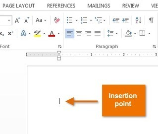 Word 2013: Text Basics | CA 10D - Editing and Formatting Documents | Scoop.it
