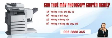Cho thuê Máy Photocopy Mới 100% | SieuThiMayPhoto.com | tin tức tổng hợp | Scoop.it