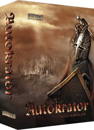 Review – Autokrator from Diachron Games | Boardgames | Scoop.it