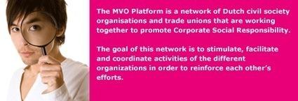 Home — MVO Platform   MVO meten en rapporteren Zuyd   Scoop.it