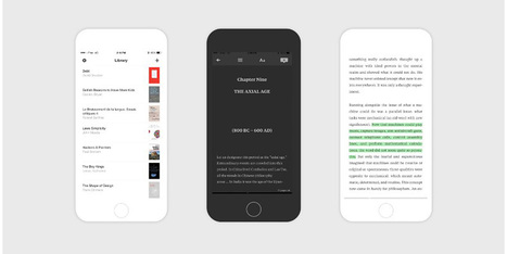 Read's ePub reading app for iOS will make you more productive | Ebook and Publishing | Scoop.it
