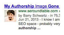 Experts Say Google's Authorship Reduction Not Related To Author Authority | Jc-Leroy | Scoop.it