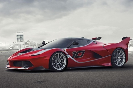 Ferrari LaFerrari FXX K priced at $2.7 million, already sold out | Accelerate | Scoop.it