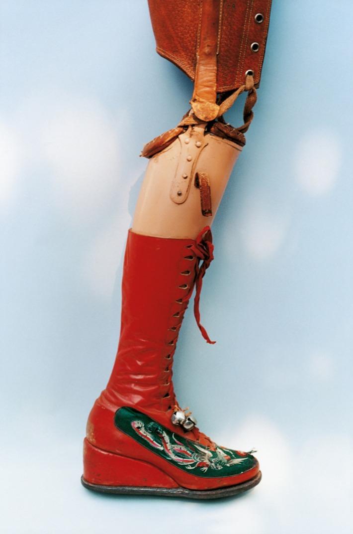 Miyako Ishiuchi a photographié la garde-robe de Frida Kahlo | Le Nouvel Observateur | Amériques | Scoop.it