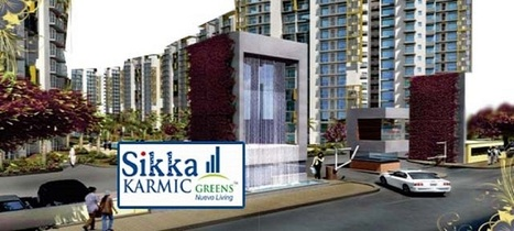 Sikka Karmic Greens Specification - Sector 78 Noida | property for sale | Scoop.it